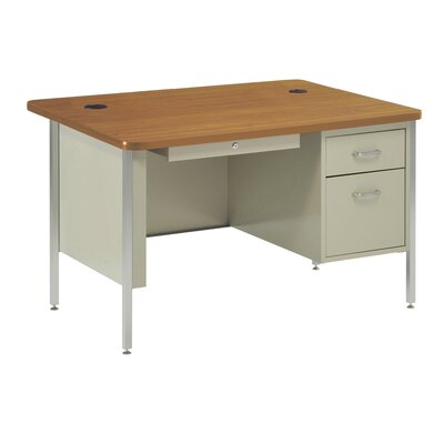 Sandusky Cabinets Steel Teachers Desk