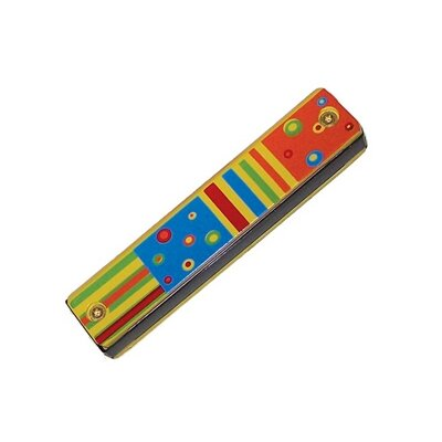 Sassafras Kid's Striped Harmonica