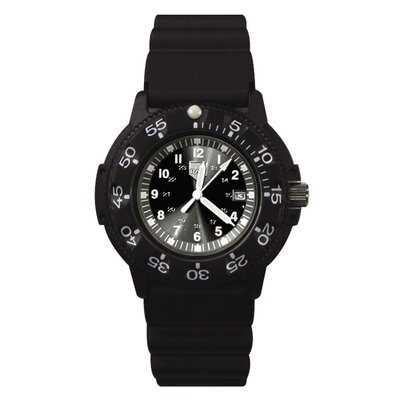 41100 Series Dive Watch with Black Face