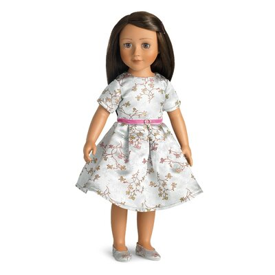 "Carpatina Julia 18"" Vinyl Slim Doll"