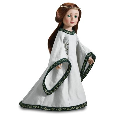 "Carpatina Guinevere Outfit for 18"" Slim Dolls"