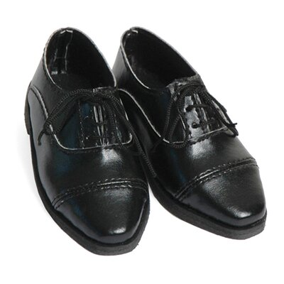 "Carpatina Oxfords with Shoes for 18"" Slim Boy Dolls"