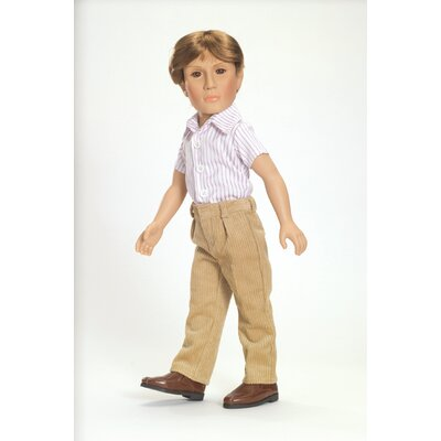 "Carpatina Casual Comfort Outfit for 18"" Slim Boy Dolls"