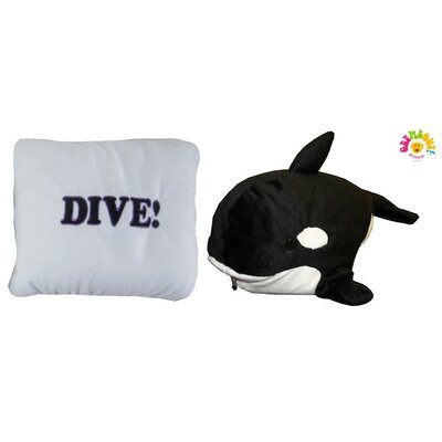 Micro World Orca (Dive) Pillow