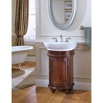 "Kaco International Arlington 22.5"" Round Vanity Set"