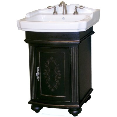 "Kaco International Arlington 22.5"" Square Vanity Set"