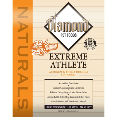 Diamond Pet Food Natural Extreme Athlete Dry Dog Food (40-lb bag)