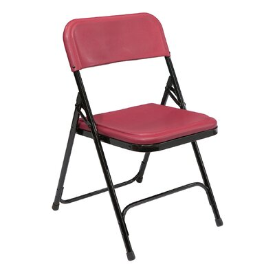 National Public Seating 800 Series Lightweight Folding Chair