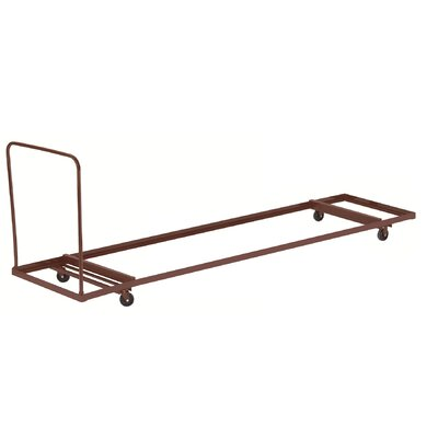 National Public Seating Folding Table Truck DY3072/DY3096
