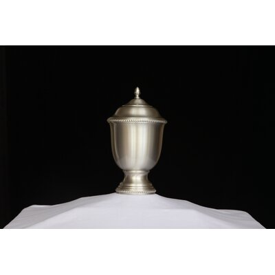 K-L Enterprises Adams Pewter Urn