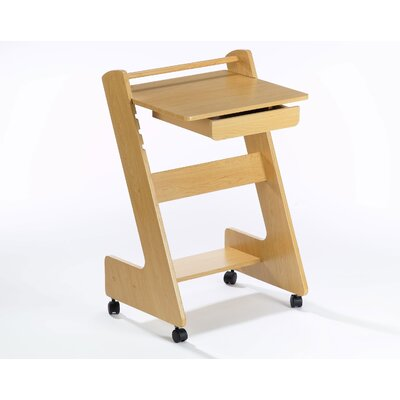 Directions East Z Mobile Workstation in Maple