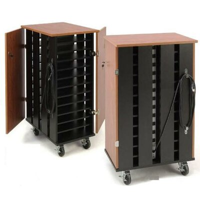Oklahoma Sound Corporation Laptop Charging Storage Cart