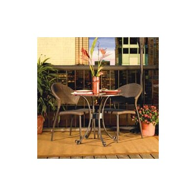 The Outdoor GreatRoom Company Bistro Dining Side Chairs (Set of 2)