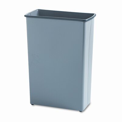 Safco Products Company 88 Quart Square Wastebasket