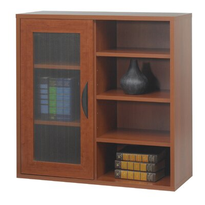 Safco Products Company Apres Modular Storage Single Door/Open Shelves