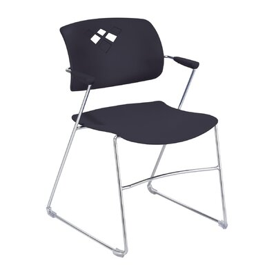 Safco Products Company Veer Four Stacking Chair