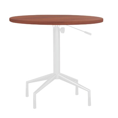 "Safco Products Company 30"" Round Top Table"