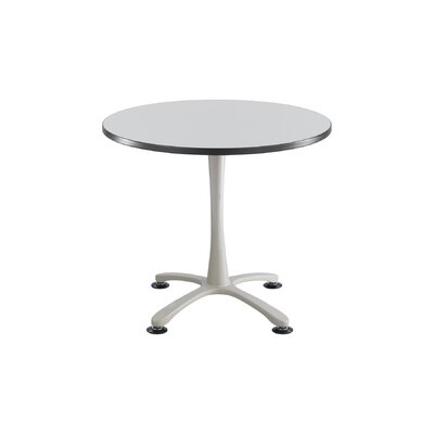 "Safco Products Company Cha-Cha™ 36"" Round Table, X Base"