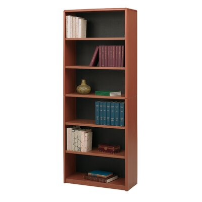 "Safco Products Company Value Mate Series Bookcase, 6 Shelves, 31.75"" Wide"
