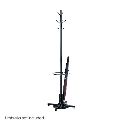 Safco Products Company Costumer with Umbrella Stand