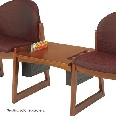 Safco Products Company Urbane Straight Connecting Table