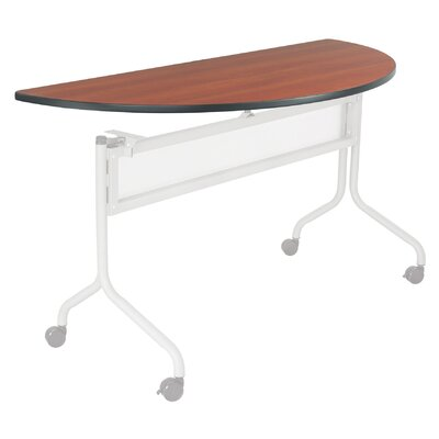 Safco Products Company Impromptu™ Half Round Mobile Training Table Top