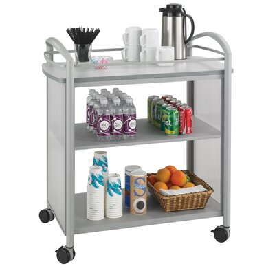 Safco Products Company Impromptu Beverage Cart