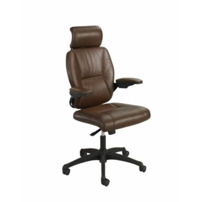 Safco Products Company Incite High-Back Leather Executive Chair