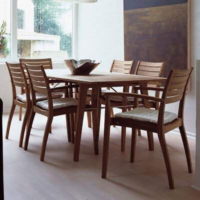 Skagerak Denmark Teak Ballare Dining Table with Joint Filler