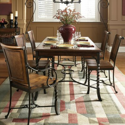 Riverside Furniture Medley 7 Piece Dining Set