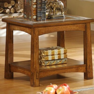 Riverside Furniture Craftsman Home Coffee Table Set