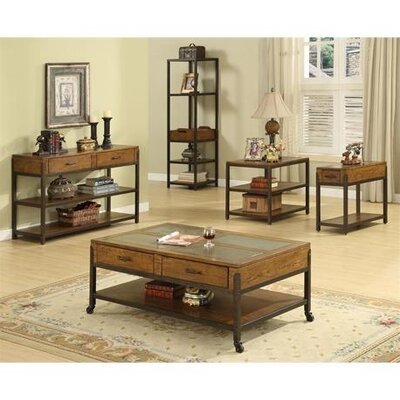 Riverside Furniture West End Console Table