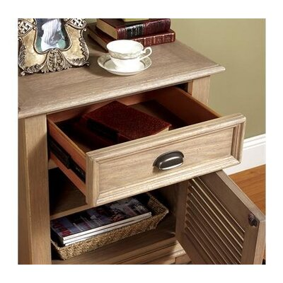 Riverside Furniture Coventry 1 Drawer Nightstand