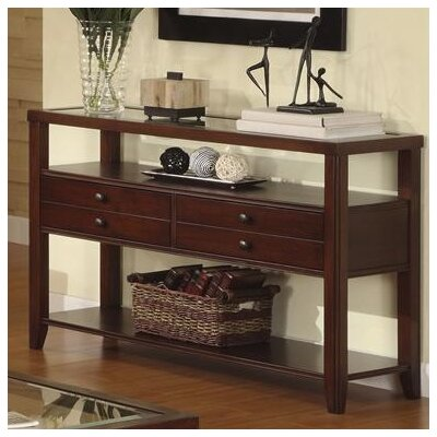 Riverside Furniture Avenue Console Table