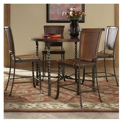 Medley 5 Piece Counter Height Dining Set
