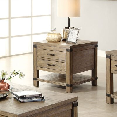 Bay Cliff End Table
