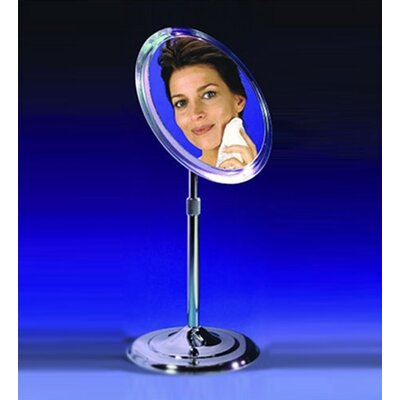 Zadro Makeup Mirror with Pedestal