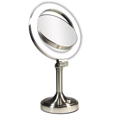Tri-fold Luxury Vanity Mirror