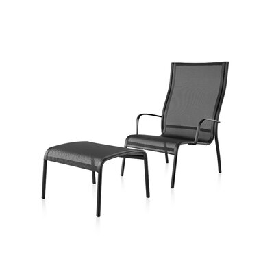 Magis Paso Doble Low Chair with High Back