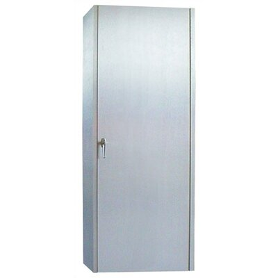 Vinotemp 250 Brushed Aluminum Wine Cooler Cabinet
