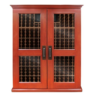 Vinotemp Sonoma LUX 800-Model Cherry Wine Credenza