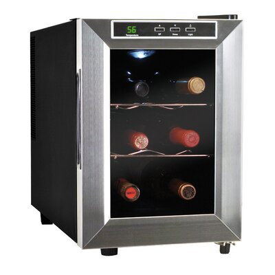 Vinotemp 6 Bottle Thermoelectric Wine Cooler