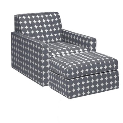 DwellStudio Thompson Glider and Ottoman