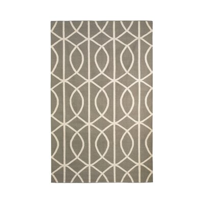 DwellStudio Gate Ash/Cream Rug