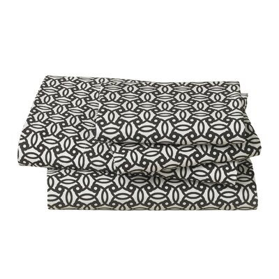 DwellStudio Knotted Trellis Sheet Set