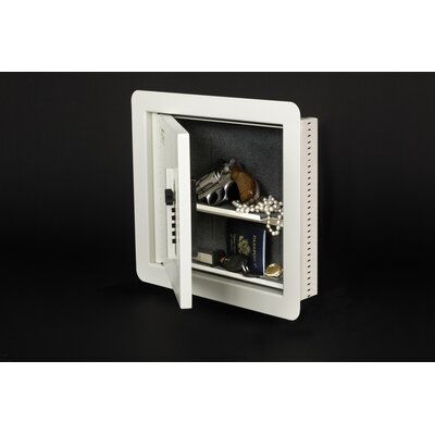 V-Line Industries Quick Vault Wall Safe 0.2 CuFt