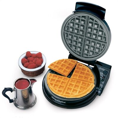 Chef's Choice International WafflePro Taste /Texture Select Classic Belgian Waffle Design