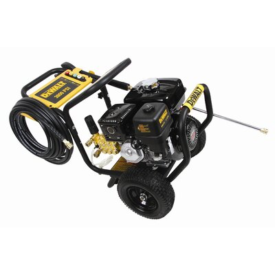 DeWalt 3800 PSI - 3.5 GPM Gas Pressure Washer