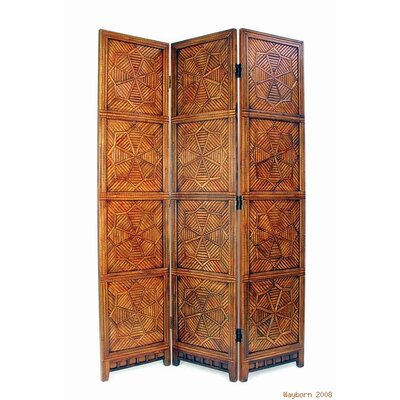 Congo Wooden Room Divider