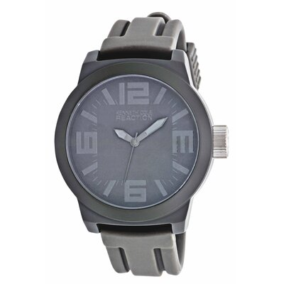 Men's Straps Watch in Grey